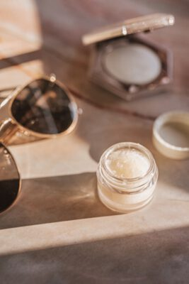 Healthy beauty products