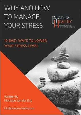 Why and How to Manage Your Stress